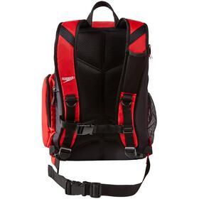 speedo Teamster Backpack L Unisex, red